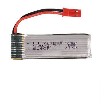 Аккумулятор Li-Po 3.7v 500mah формат 721855 разъем JST