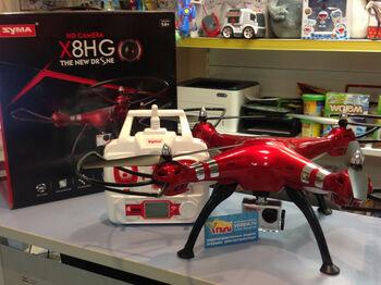 Квадрокоптер Syma X8HG HD 5MP 4CH 2.4G