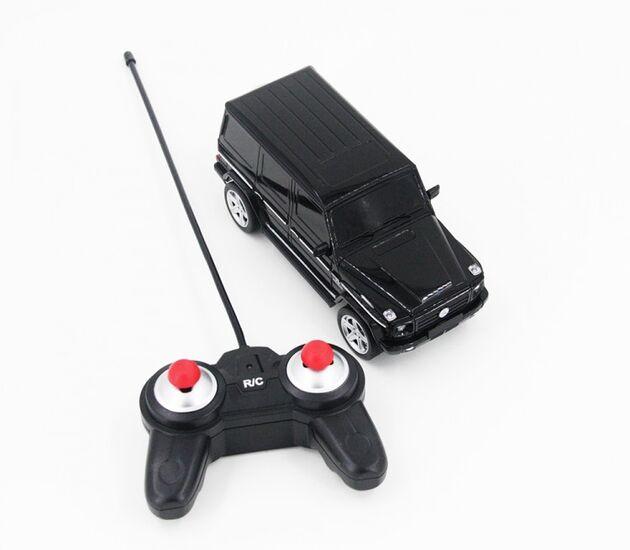 Радиуоправляемая машина Mercedes G55 Black 1:24