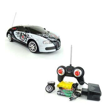 Радиоуправляемая машина HB Bugatti Veyron для дрифта 4WD масштаб 1:24