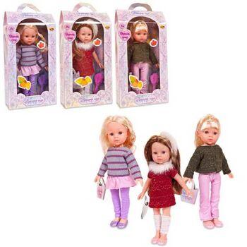 Кукла Времена года, 30 см, 3 вида