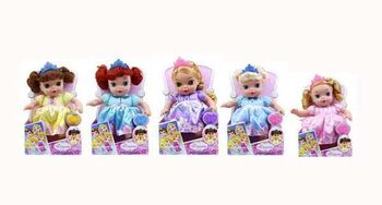 Кукла Маленькая принцесса, 19,50х11х32 см