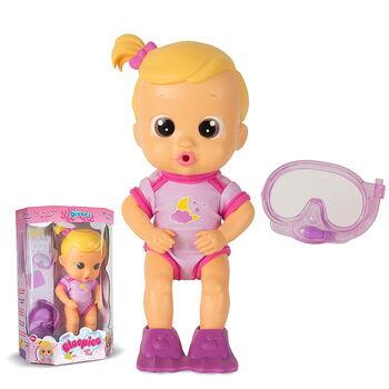 BLOOPIES Кукла для купания Луна