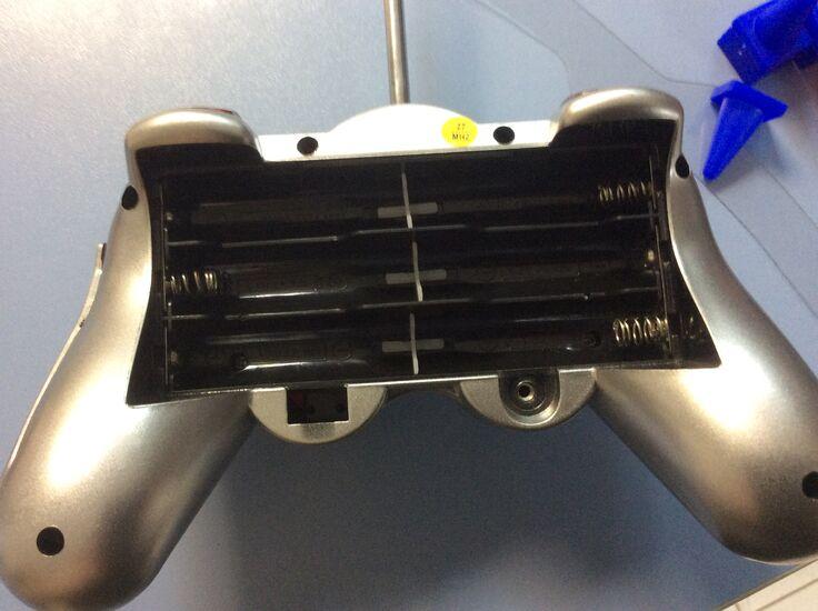 Машина на радиоуправлении WL Toys Mini Traxxas