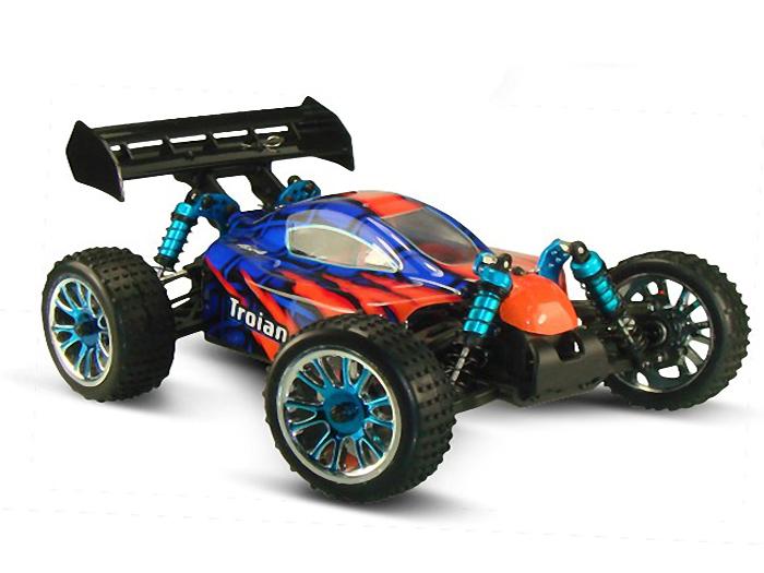 Радиоуправляемая машина HSP Troian TOP 1:16 4WD
