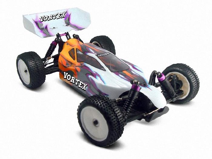 Радиоуправляемая машина HSP Vortex 4WD RTR 1:10 2.4G