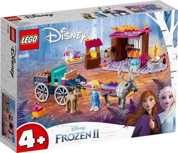 Конструктор LEGO DISNEY PRINCESS Дорожные приключения Эльзы