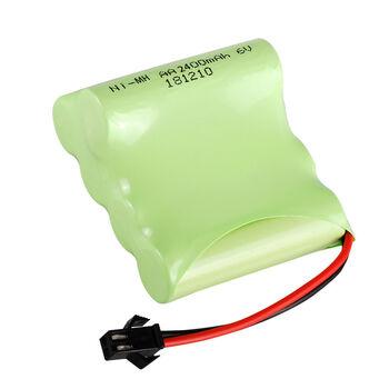 Аккумулятор Ni-Mh 6v 2400mah форма P разъем YP