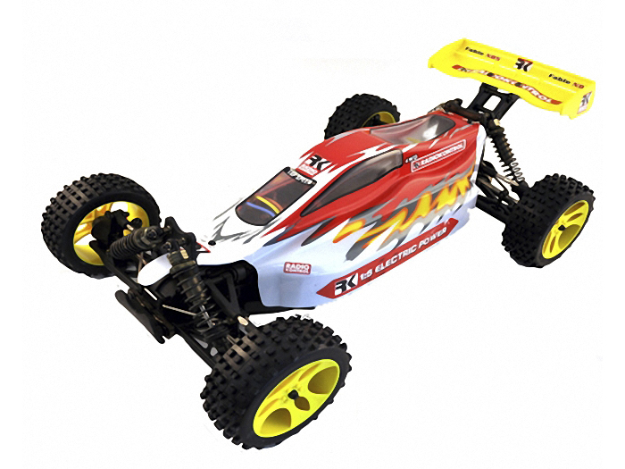 Радиоуправляемая багги HSP Fable EB5 Electro Buggy 4WD 1:5