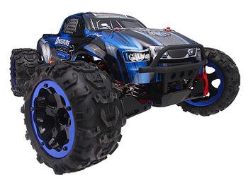Радиоуправляемый монстр Remo Hobby Dinosaurs Master 5 4WD RTR масштаб 1:8 2.4G синий