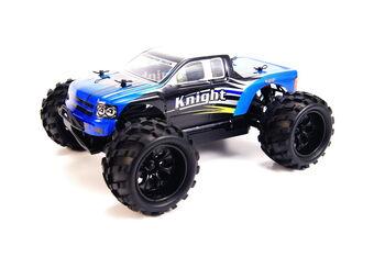Радиоуправляемая машина HSP Knight EP 4WD 1:18 (синий с черным)