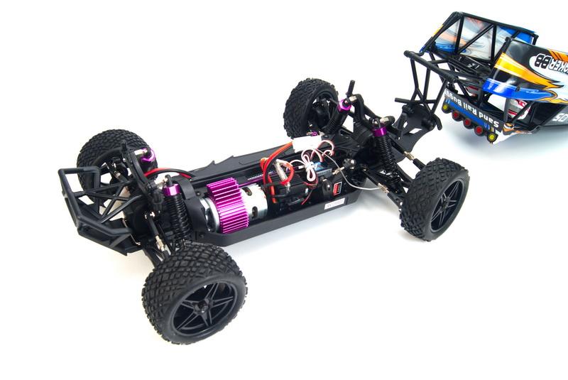 Радиоуправляемая багги HSP Breaker DB 4WD RTR масштаб 1:10 2.4G - 94202
