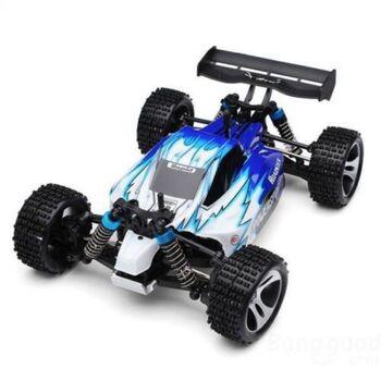 Багги 1/18 электро 4WD