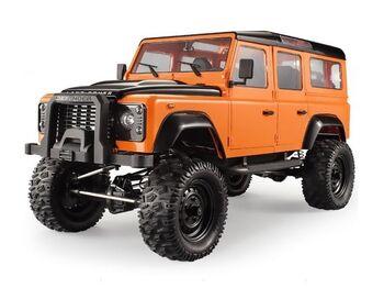 Радиоуправляемая машина Double Eagle Land Rover Defender 1:8 4WD 2.4G