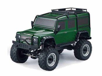 Радиоуправляемый краулер Double Eagle Land Rover 1:8 4WD 2.4G