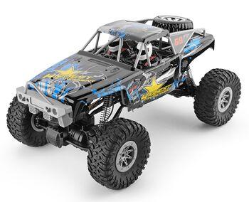 Радиоуправляемый краулер WLTOYS 104310 4WD RTR EP 1:10 2.4G (15 км/ч)