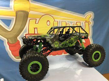 Радиоуправляемый краулер Rock Crawler HB-P1003 4WD RTR 1:10 2.4G
