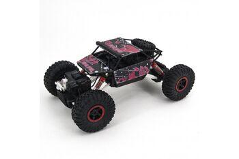 Радиоуправляемый красный Краулер 4WD 1:18 2.4G
