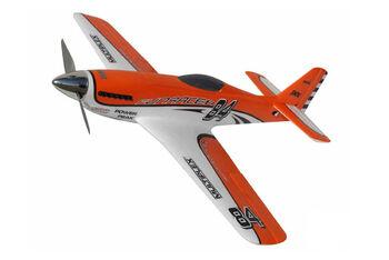 Радиоуправляемый самолет Multiplex FunRacer Orange Edition MPX-1-00518 без аппаратуры и акб