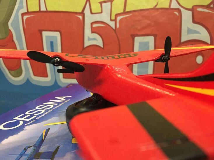 Радиоуправляемый планер-самолет Z50 2.4g RTF для начинающих