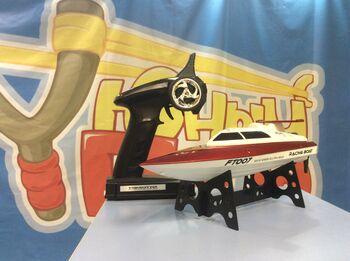 Радиоуправляемый катер Fei Lun Speed Vitality FT007 красный