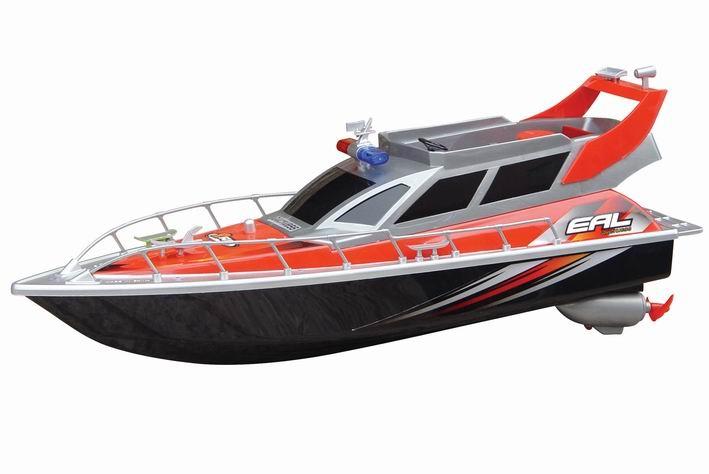 Радиоуправляемый полицейский катер Heng Tai Police Speed Boat HT-2875F 1:20