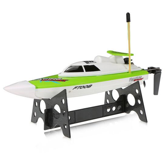 Радиоуправляемый катер Fei Lun High Speed Boat FT008 зеленый
