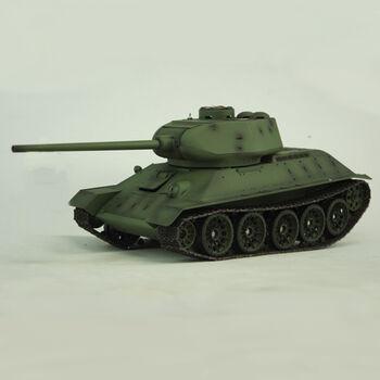 Радиоуправляемый танк Heng Long T-34/85 Professional Version NICD 2.4G 1:16 - 3909-1PRO