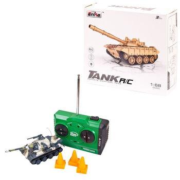 Радиоуправляемый мини танк 15х5,2х15 см