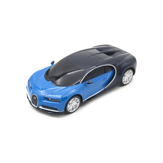 Радиоуправляемая машина Rastar 76100 Bugatti Chiron 1:24 Цвет Синий